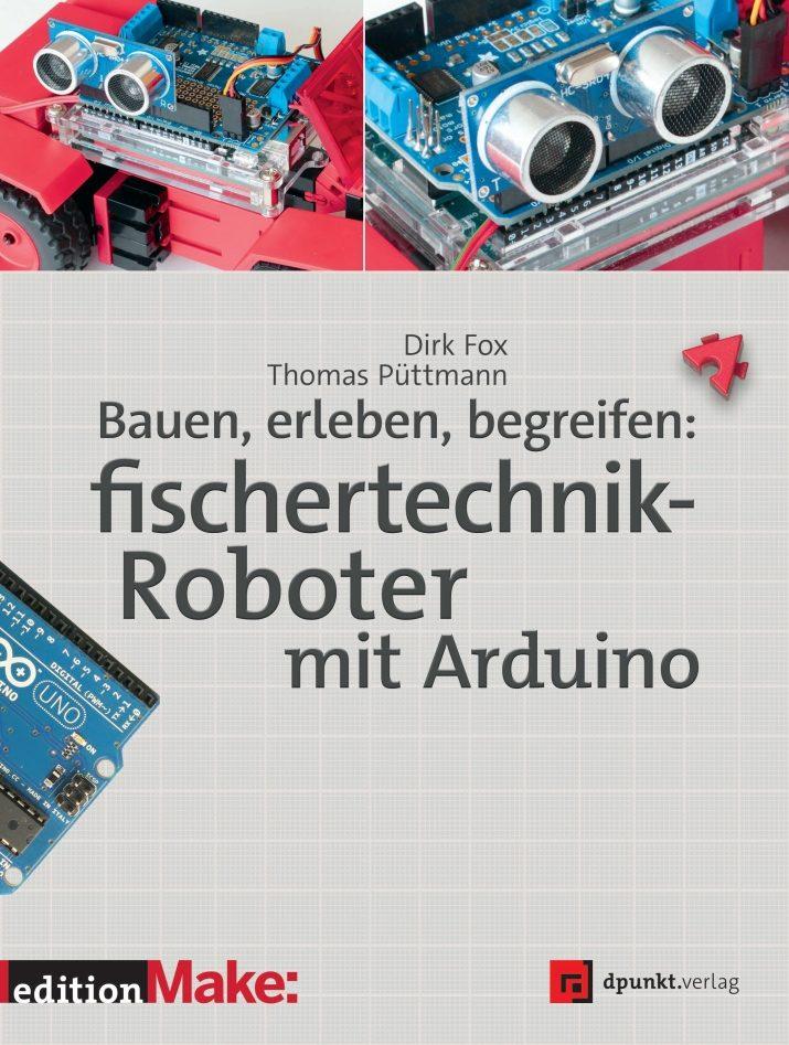 fischertechnik-Roboter mit Arduino